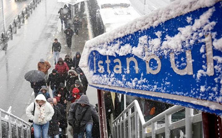 Ankara - İstanbul hava tahmini! Profesör açıkladı kar saat...