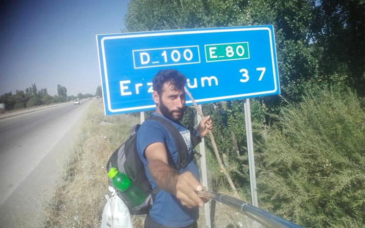 Cumali Akgül kimdir aslen nereli Survivor için 1500 km yol yürüdü