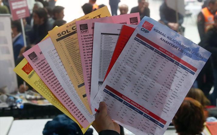 CHP PM üyeleri Parti Meclisi'ne giren isimlerin tam listesi