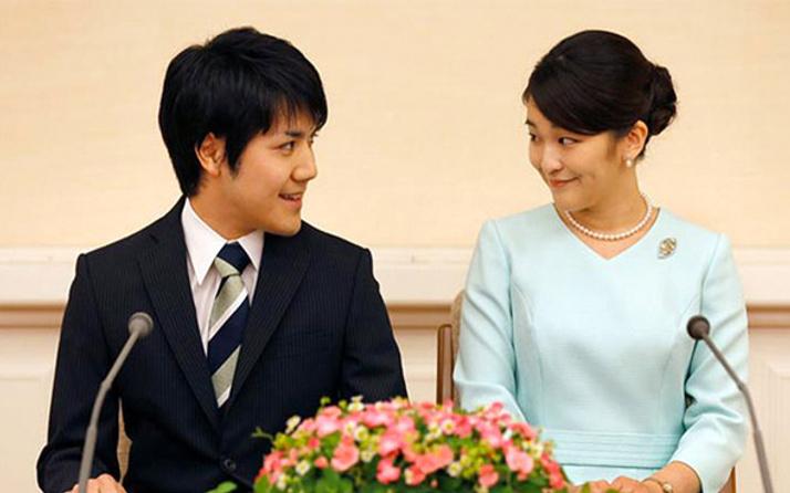 Aşkı ünvanına tercih eden Prenses Mako'nun düğünü ertelendi