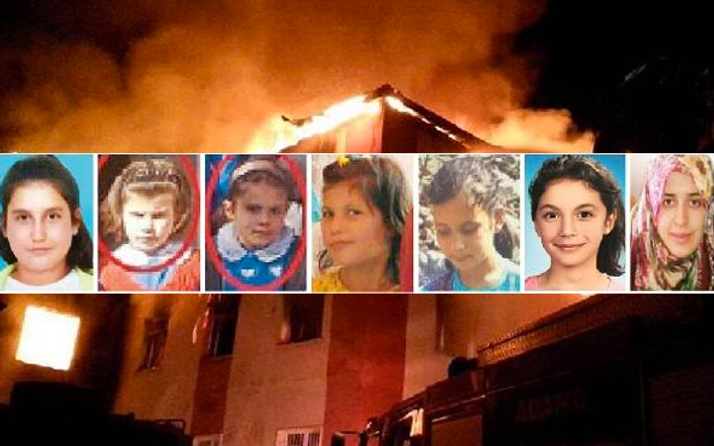 Aladağ ilçesinde 12 kişinin öldüğü yurt yangını ile ilgili görsel sonucu