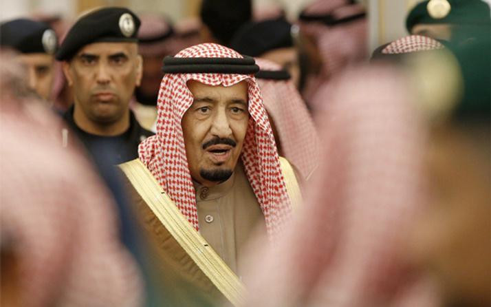 Suudi Arabistan'dan 2 milyar dolarlık hamle!