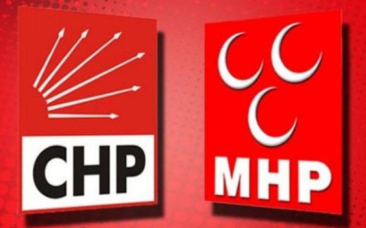 MHP, CHP ve İYİ Parti'yi kurultayda istemedi...