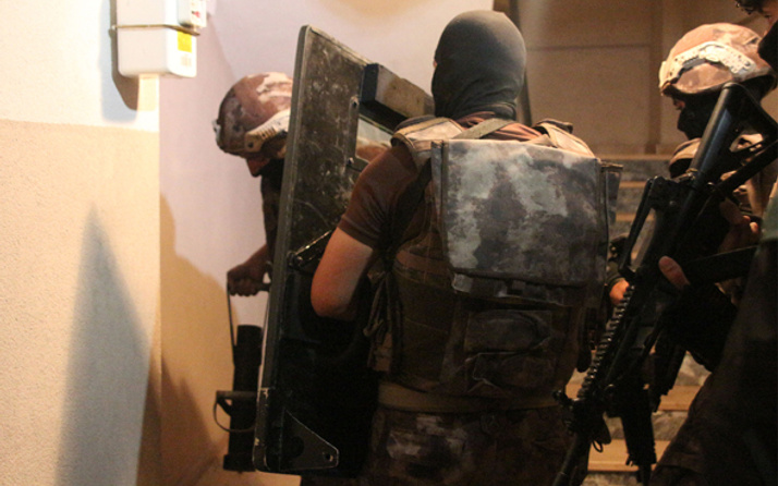 İstanbul'da yeraltı dünyasına şafak operasyonu