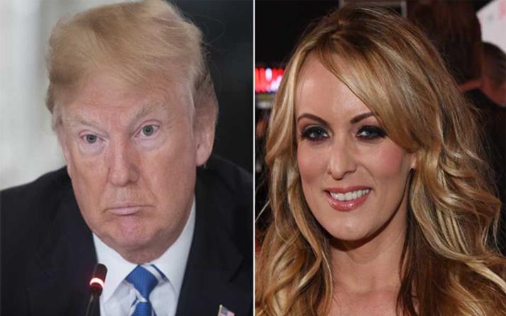 Porno yıldızından Trump'ın avukatına dava