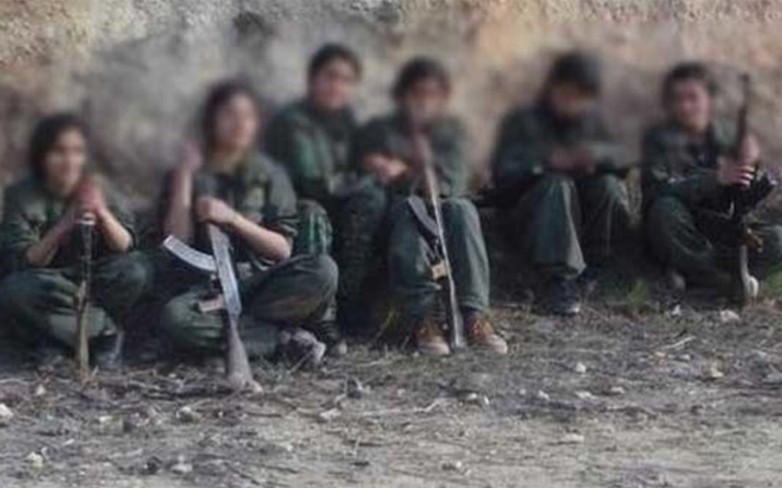 Flaş iddia: PKK'lı teröristler hala orada