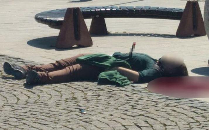 Çanakkale'de yüzlerce kişinin önünde önce vurdu sonra bıçakladı