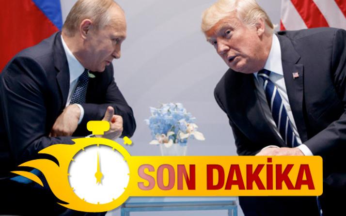 Trump savaş ilan etti: Füzelerimiz geliyor hazır ol Rusya!