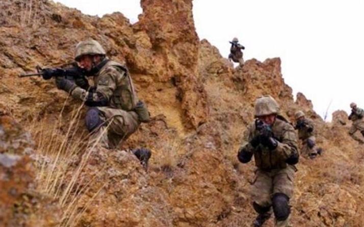 Ağrı'da sıcak çatışma: 1 asker şehit