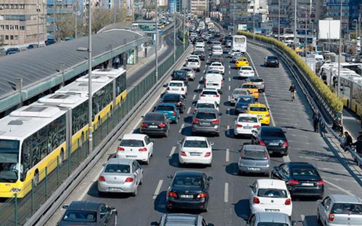 İstanbul trafiğini kilitleyen etkinlikler