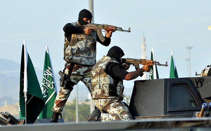 Suudi Arabistan'da silahlı saldırı: 4 ölü 4 yaralı