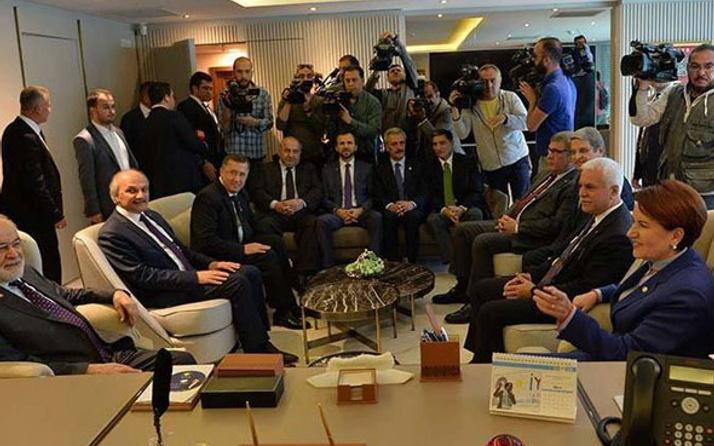 Kılıçdaroğlu adayını Akşener'e söyledi! Bakın o isim kim?