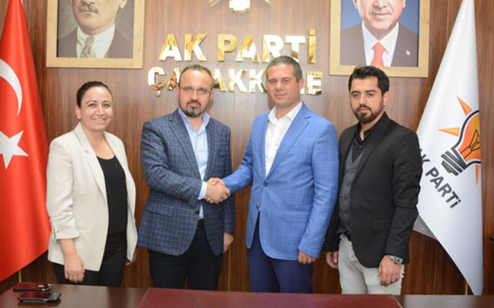 AK Partili Turan'dan CHP'ye sert sözler
