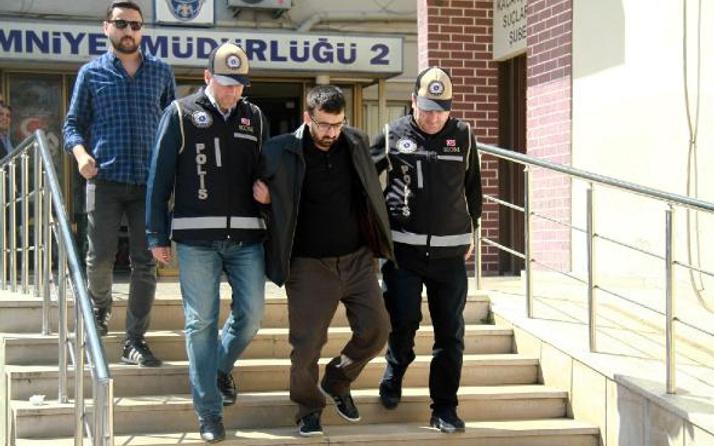 Firari şike davası hakimi tutuklandı!