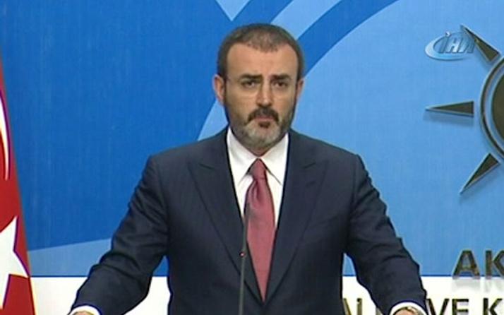 AK Parti Sözcüsü Ünal'dan önemli açıklamalar