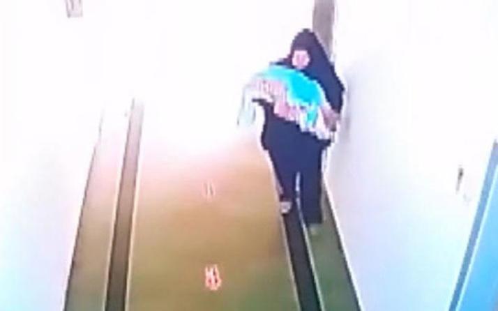 Yeni doğan bebeği neden kaçırdığını anlattı