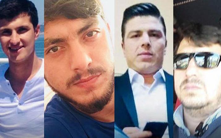 Aynı kazada 4 kardeş hayatını kaybetti