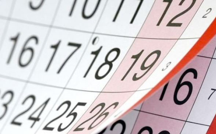 2018 Mayıs ayındaki önemli günler haftalar rehberi