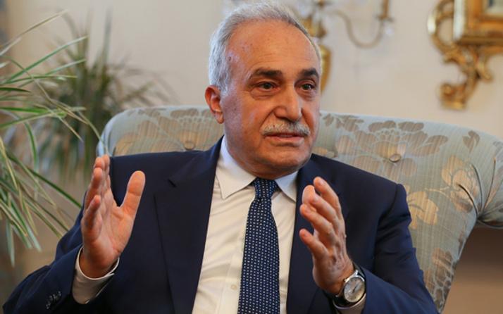 Bakan Fakıbaba'dan fıstık, mazot ve et fiyatı açıklaması
