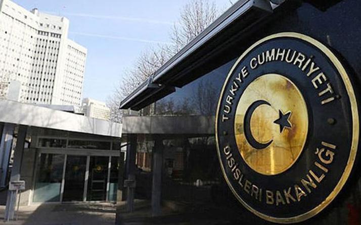 Türkiye'den skandal karara sert tepki