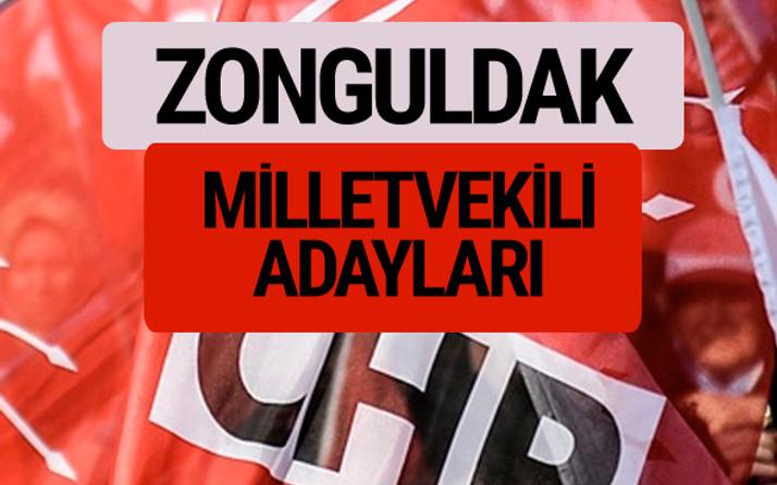 CHP Zonguldak milletvekili adayları isimleri YSK kesin listesi