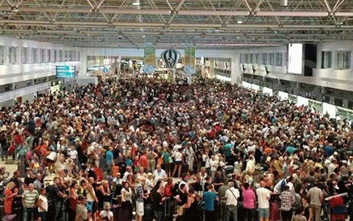 Bayramda 300 bin kişilik büyük hazırlık!