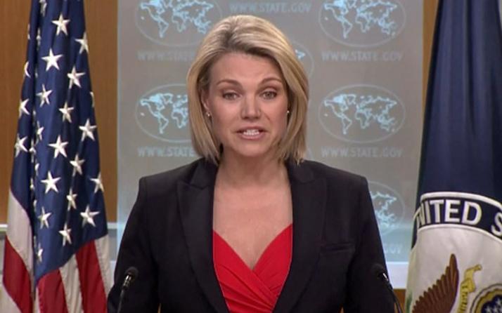 ABD Dışişleri sözcüsünden Afrin hazımsızlığı