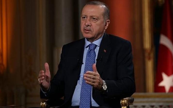 Cumhurbaşkanı Erdoğan gençlerle sohbet etti
