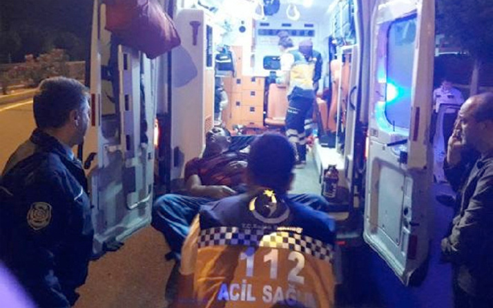 Aydın'da işadamına otomobilinde silahlı saldırı