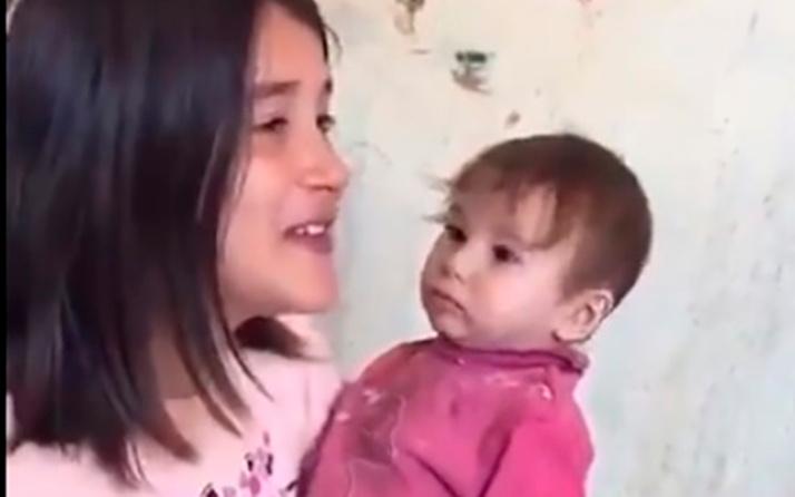 Bakan o videoyu izledi anne ve çocukları koruma altına alındı