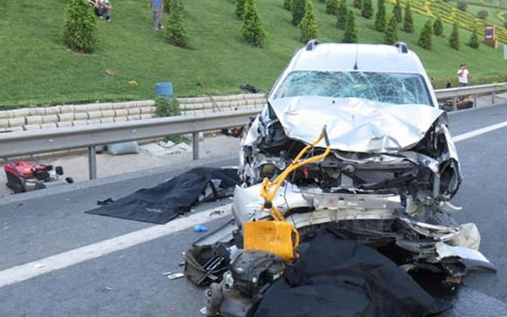 İstanbul'da korkunç kaza! Ölü ve yaralılar var