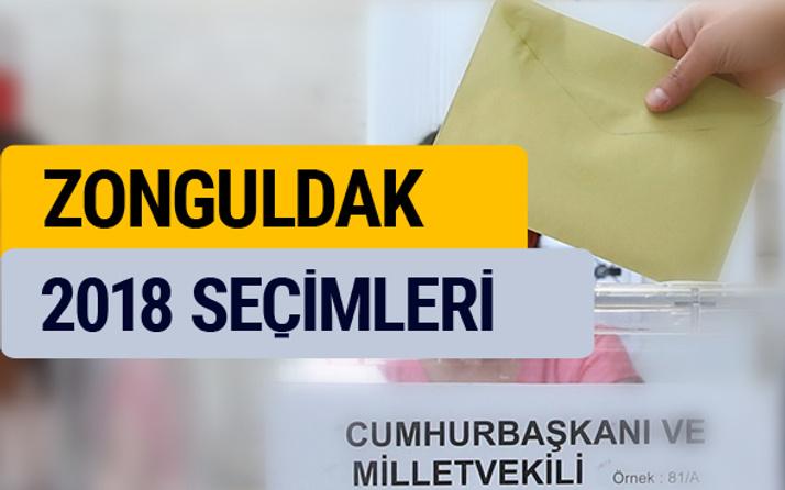 Seçim sonuçları 2018 Zonguldak seçim sonucu