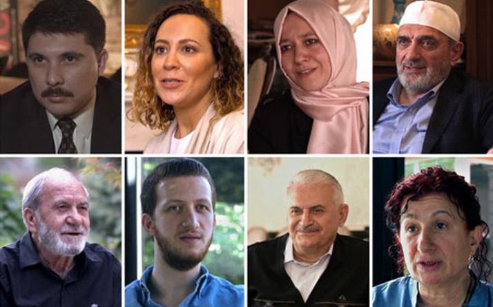 Bilinmeyen yönleriyle Erdoğan belgeseli: 'Tayyip'