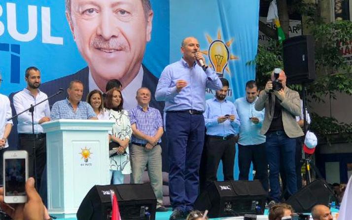 Soylu'dan Akşener'e: Demirtaş'ın PKK'nın bir elemanı olduğunu bilmez misin