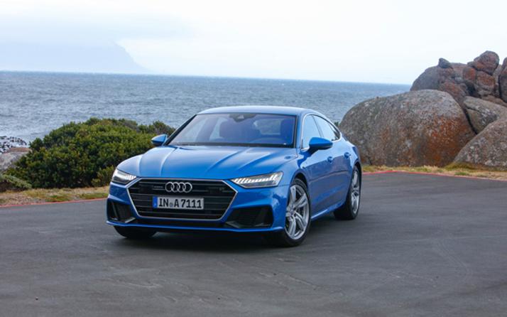 Yeni Audi A7 Sportback standartları yeniden belirliyor