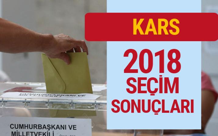 Kars genel seçim sonuçları 2018 Kars milletvekilleri