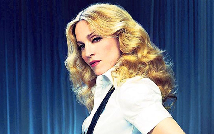Madonna'dan tepki çeken paylaşım!