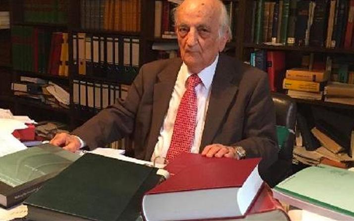 Prof.Dr. Fuat Sezgin hayatını kaybetti