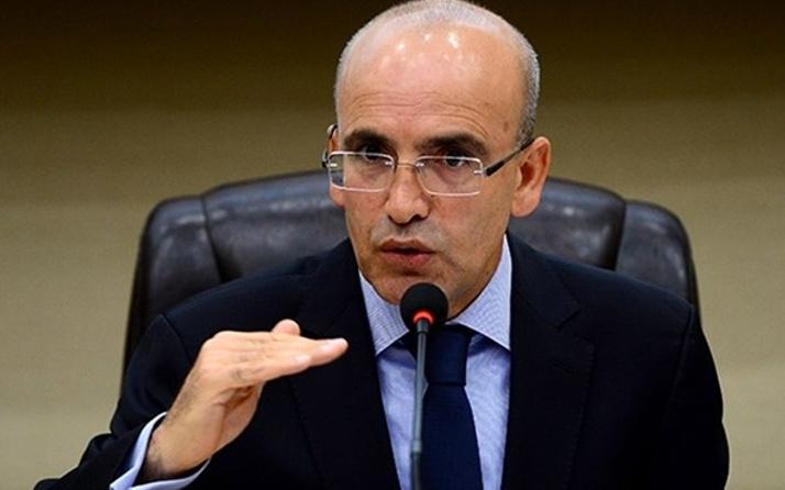 Mehmet Şimşek'ten flaş enflasyon açıklaması