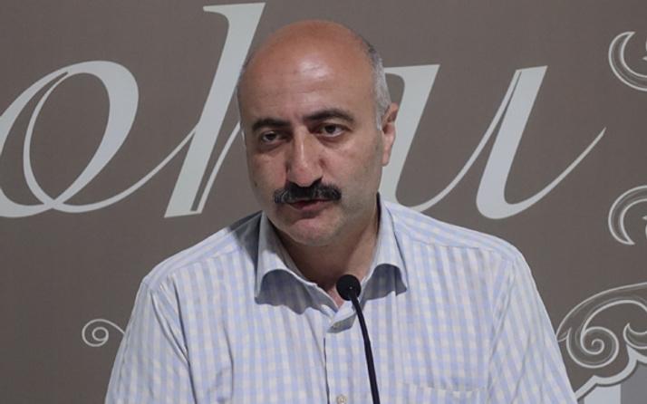 Ayasofya'da silinmeyen Mimar Sinan izi