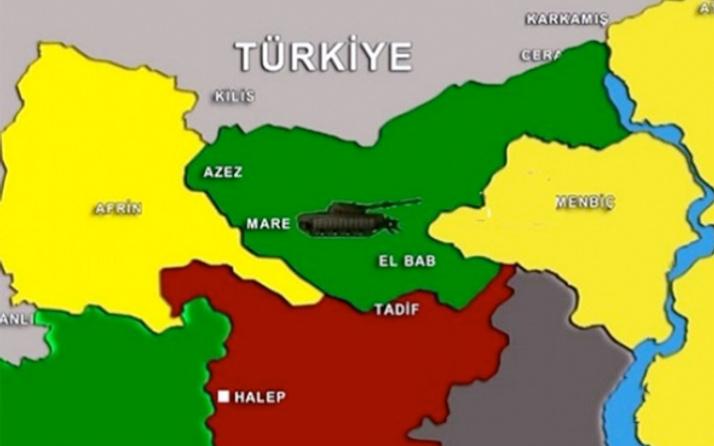 Menbiçte bomba YPG gelişmesi! Hem Kürt sitesi hem Reuters geçti
