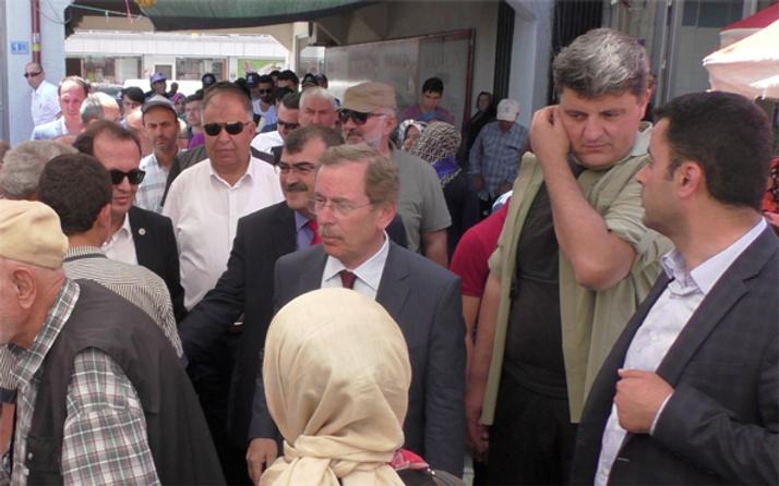Abdüllatif Şener'e polis ordusu koruması