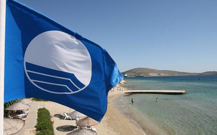 Balıkesir'in 5 plajına mavi bayrak