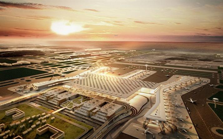İstanbul 3. havalimanıyla ilgili yeni gelişme