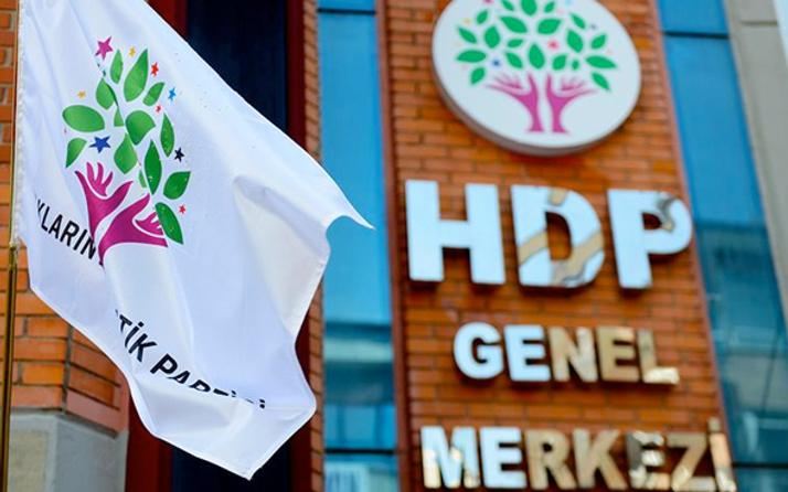 HDP'nin TBMM başkan adayı belli oldu