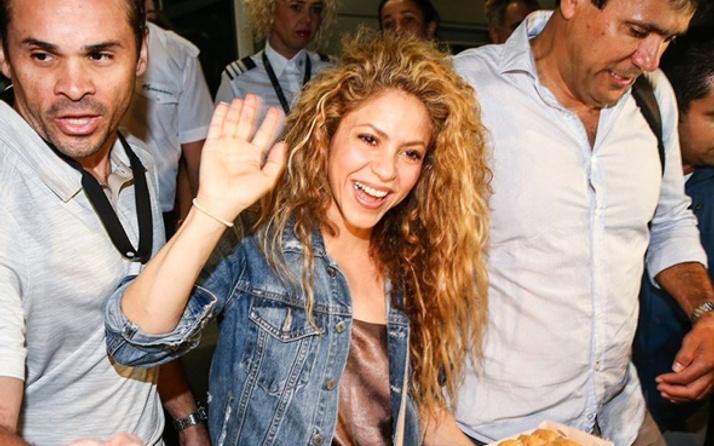 İstanbul'da Shakira trafiği! Bu yollara dikkat