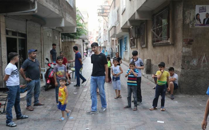 Diyarbakır'da çocuk tacizcisine mahalle dayağı