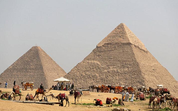 Mısır'da gizemli bir lahit bulundu