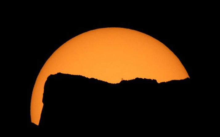 Güneş tutulması ne zaman bugün saat kaçta olacak?