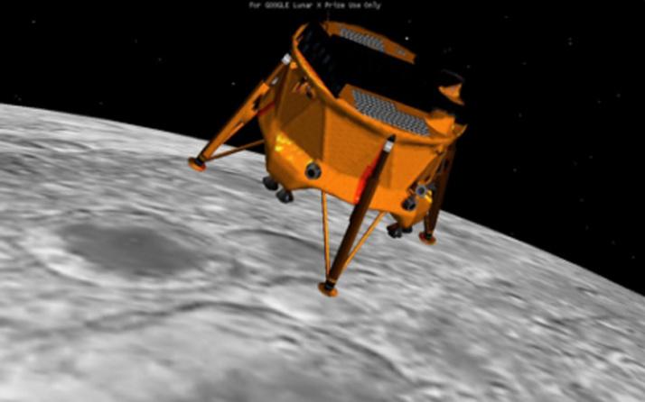 İsrail ilk kez Ay'a insansız uzay aracı gönderecek
